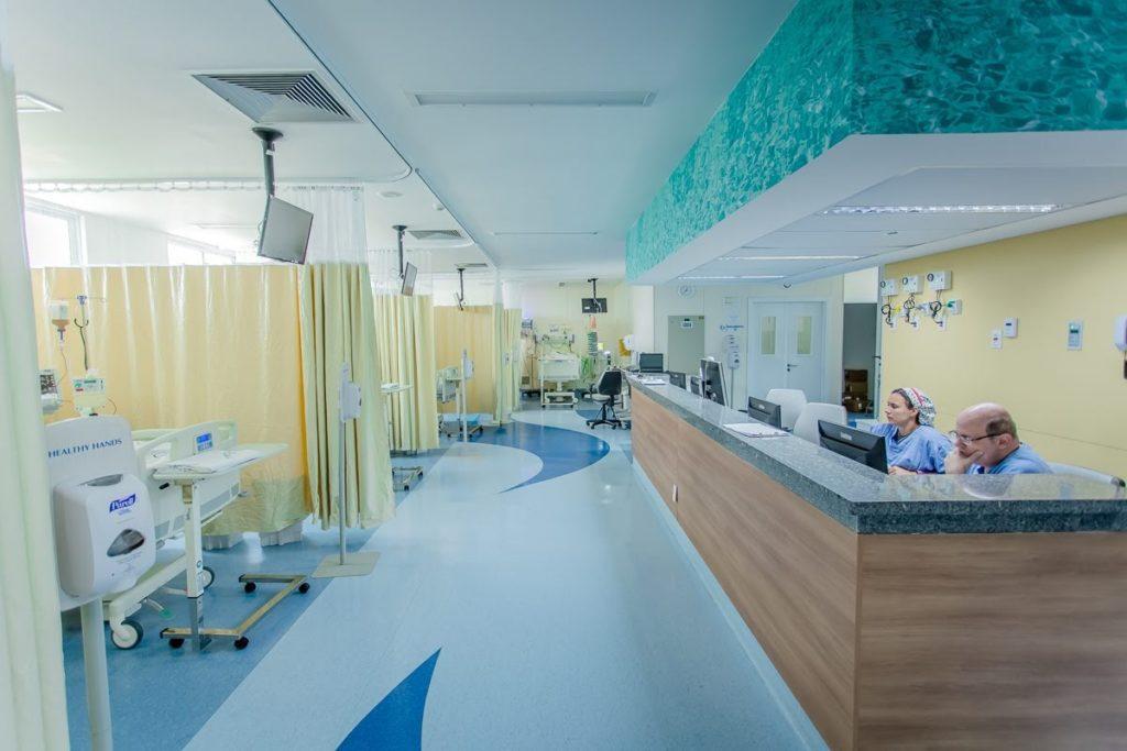Instituto Couto Maia já atua exclusivamente para pacientes de coronavírus