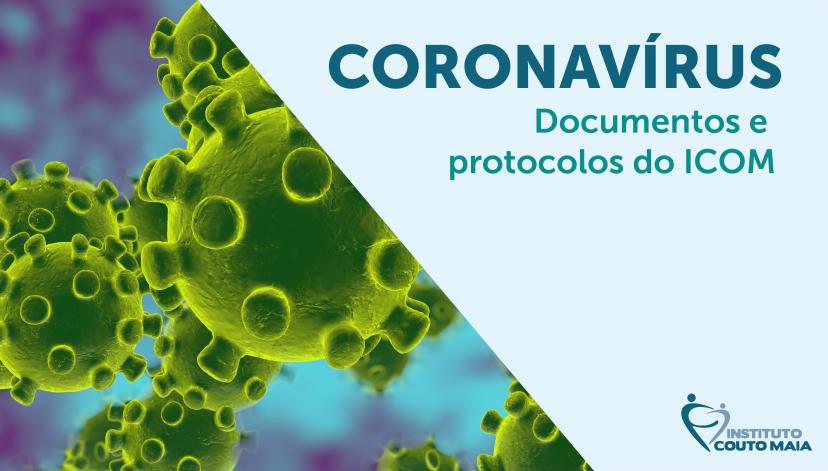 Coronavirus Documentos e protocolos
