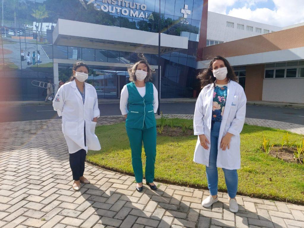 Serviço Social acolhe e apoia as famílias dos pacientes com Covid-19