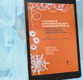 Profissionais do ICOM participam do primeiro e-book da Rede CoVida